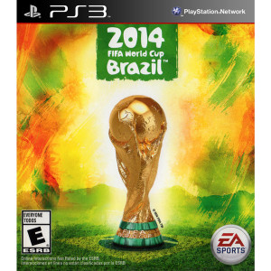 2014 Fifa World Cup Brazil Video Game For Sony PS3