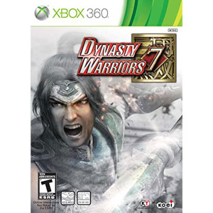 Dynasty Warriors 7 Video Game For Microsoft Xbox 360