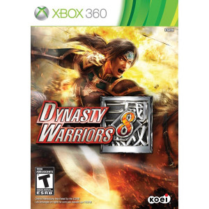 Dynasty Warriors 8 Video Game For Microsoft Xbox 360