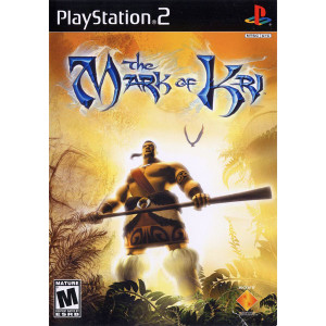 Mark of Kri Video Game For Sony PS2