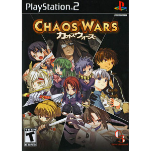 Chaos Wars Video Game For Sony PS2