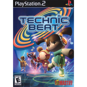 Technicbeat Video Game For Sony PS2