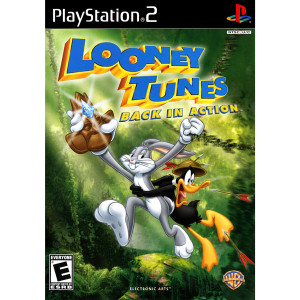 Looney Tunes Back In Action Video Game For Sony PS2