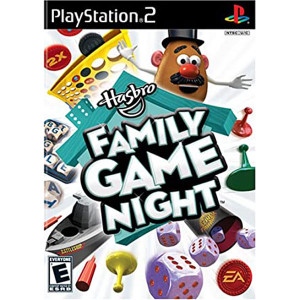 Family Game Night Video Game For Sony PS2
