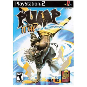Pump It Up: Exceed Video Game For Sony PS2