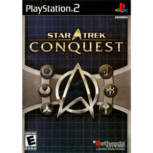 Star Trek Conquest Video Game For Sony PS2
