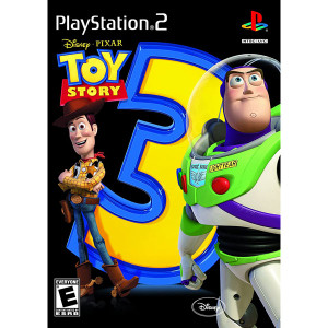 Toy Story 3 Video Game For Sony PS2
