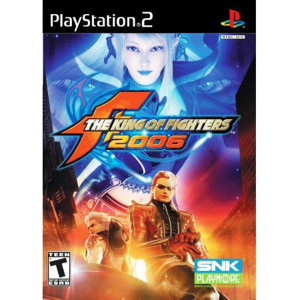 King of Fighters 2006 Video Game For Sony PS2