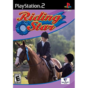 Riding Star Video Game For Sony PS2