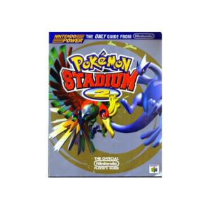 Pokemon Stadium 2 Nintendo Power Official Game Guide For Nintendo N64
