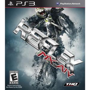MX vs ATV Reflex Video Game For Sony PS3