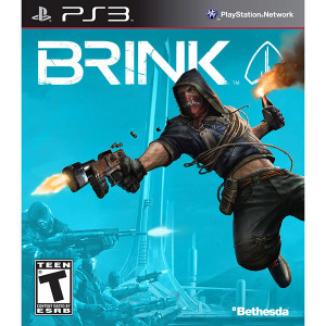 Brink Video Game For Sony PS3