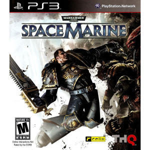 Space Marine Video Game For Sony PS3