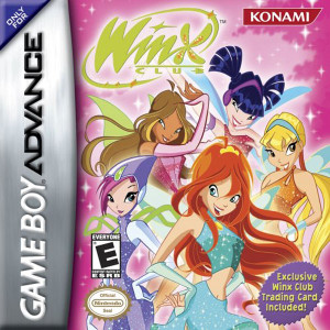 Winx Club Video Game For Nintendo GBA