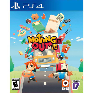 Moving Out Video Game For Sony PS4