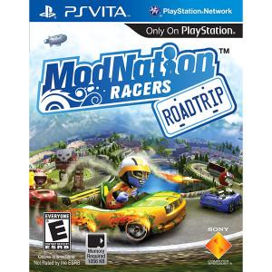 Modnation Racers Road Trip Video Game For Sony PSVita