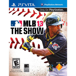 MLB 13 The Show Video Game From Sony PSVita