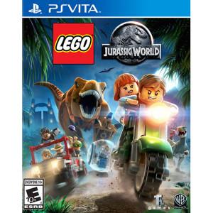 Lego Jurassic Park Video Game For Sony PSVita