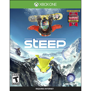 Steep Video Game For Microsoft Xbox