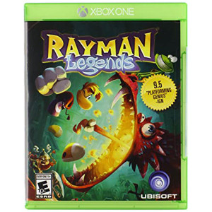 Rayman Legends Video Game For Microsoft Xbox