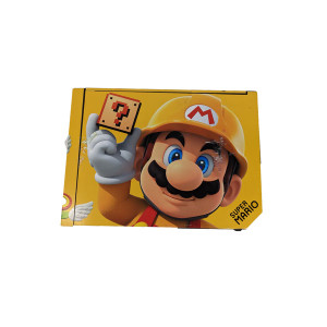 Wii System Super Mario Bros. Yellow Skin Bundle Pak