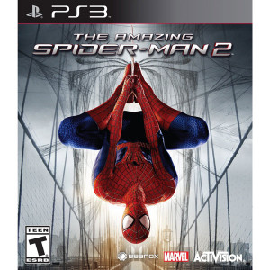 The Amazing Spiderman 2 Video Game For Sony PS3