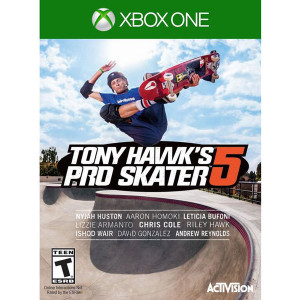 Tony Hawk's Pro Skater 5 Video Game For Microsoft Xbox One