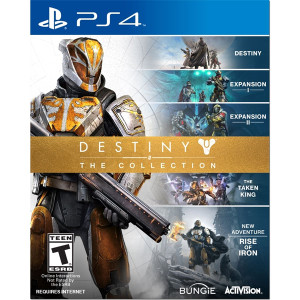 Destiny The Collection Video Game For Sony PS4