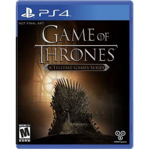 Game of Thrones Telltale Video Game For Sony PS4