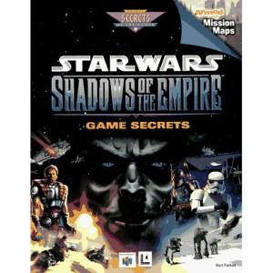 Star Wars Shadows of Empire Game Secrets Prima Secrets Official Game Guide For Nintendo N64