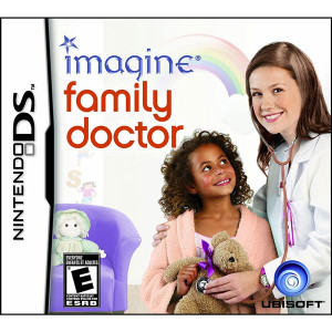 Imagine Family Doctor Video Game For Nintendo DS