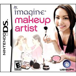 Imagine Makeup Artist Video Game For Nintendo DS