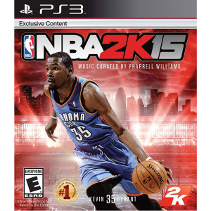 NBA 2K15 Video Game For Sony PS3