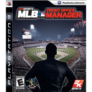 MLB Front Office Manager Video Game For Sony PS3