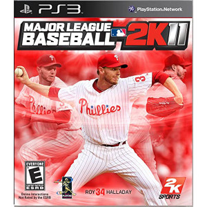 Major League Baseball 2k11 Video Game For Sony PS3