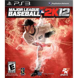 Major League Baseball 2K12 Video Game For Sony PS3