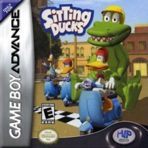 Sitting Ducks Video Game For Nintendo GBA