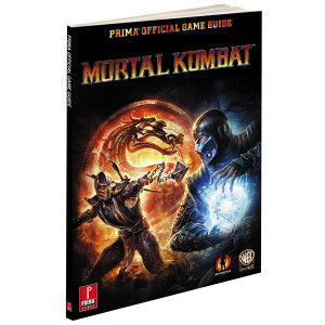 Mortal Kombat Xbox 360, PS3 - Prima Official Game Guide