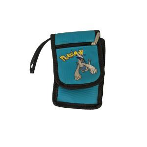 Original Nintendo Pokemon Teal Lugia GameBoy Color Travel Bag