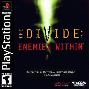 The Divide: Enemies Within Video Game For Sony PS1