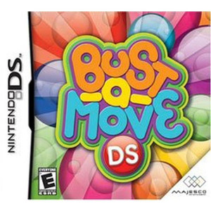 Bust A Move DS Video Game For Nintendo DS