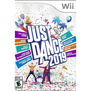 Just Dance 2019 Video Game For Nintendo Wii