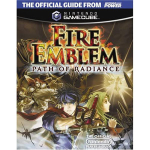 Fire Emblem: Path of Radiance Nintendo Power Official Game Guide For Nintendo GameCube