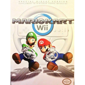 Mario Kart Special Digest Version Prima Official Game Guide For Nintendo Wii