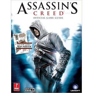 Assassin's Creed Prima Official Game Guide For Microsoft Xbox 360