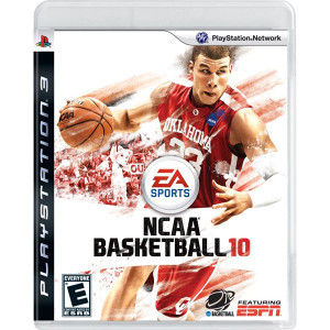 NCAA Basketball 10 Video Game For Sony PS3