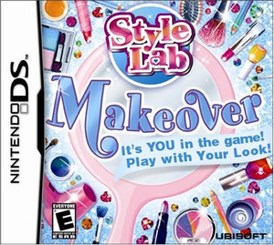 Style Lab Makeover Video Game For Nintendo DS