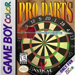 Pro Darts Video Game For Nintendo GBC