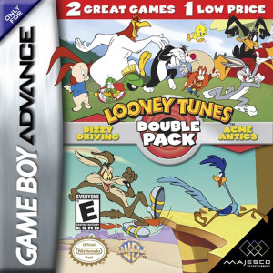 Looney Tunes Double Pack Video Game For Nintendo GBA
