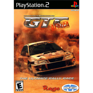 GTC Africa Video Game For Sony PS2